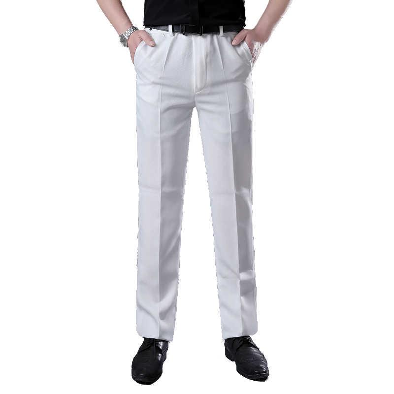 SHENRUN 結婚式のスーツのためのディナーとメンズスーツパンツイングランドスタイル衣装オフホワイト歌手スーツ男性