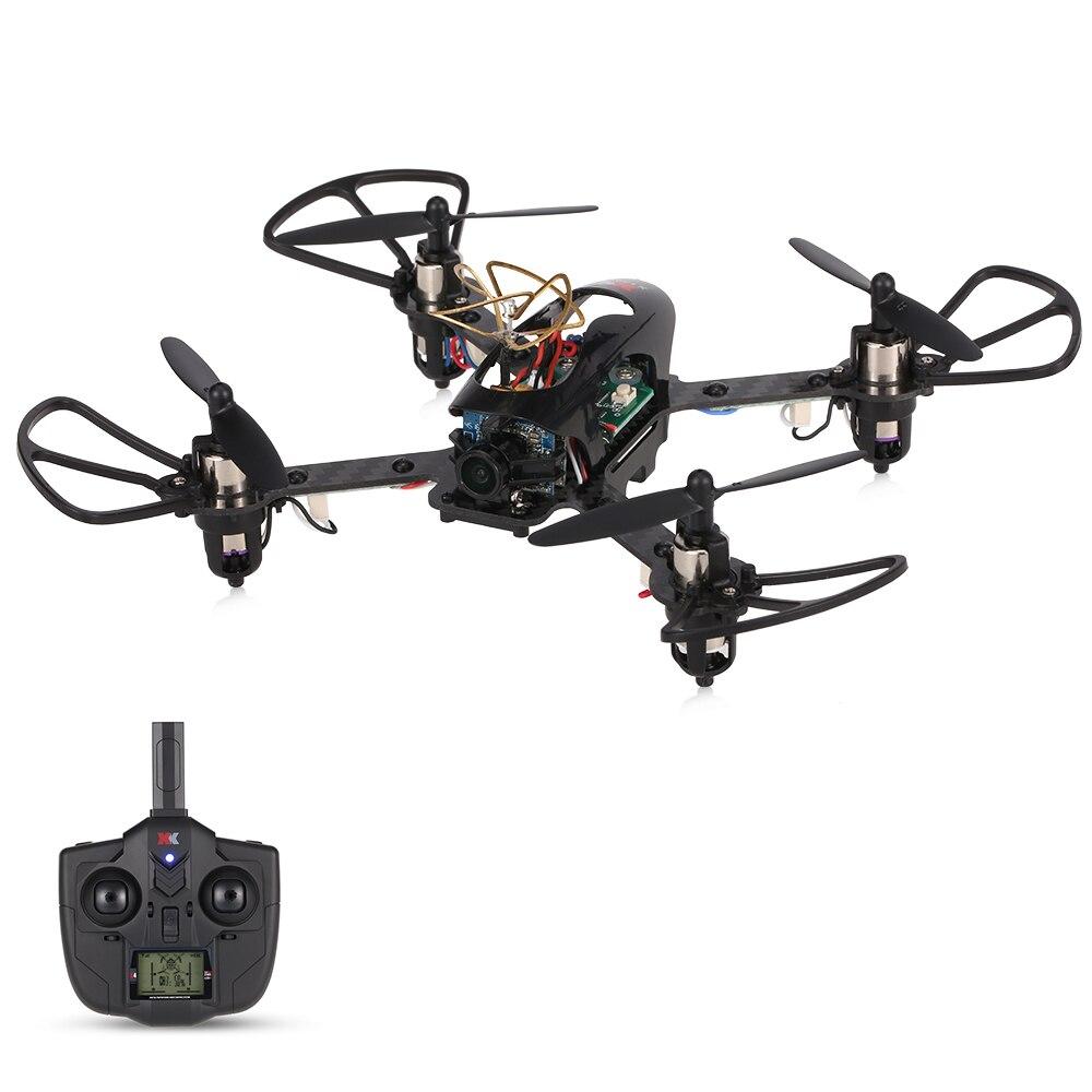 Оригинальный XK x130-t 5.8 Г FPV-системы 3D/6 г режим гонки Drone с HD Камера 2.4 г 4ch углерода волокно Рамки RTF Мини RC Quadcopter