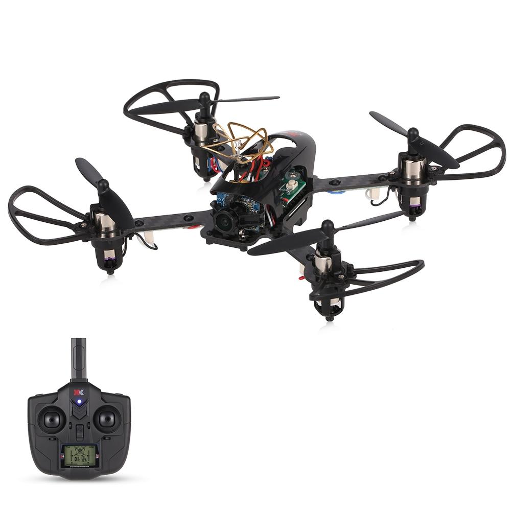 Original XK X130-T 5,8G FPV 3D/6G Modus Racing Drone mit HD Kamera 2,4G 4CH Carbonrahmen RTF Mini RC Quadcopter