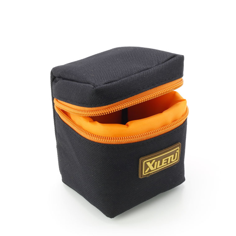 XILETU Lens Case Multi-Functional Photography Waist Lens barrel Camera bag Pouch for Nikon Canon Photo Accessory Q19817