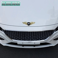 цена на car logo front hood emblem decoration badge for lifan 330 520 530 620 630 720 820 X50 X60 X70 X80 marveii myway auto Accessories