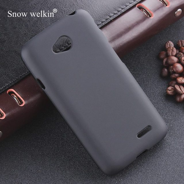 best sneakers c3897 c737c Snow Welkin Gel TPU Slim Soft Anti Skiding Silicone Case Back Cover For LG  Optimus L70 L65 D320 Dual D329 D320N D285 Bag Fundas-in Fitted Cases from  ...
