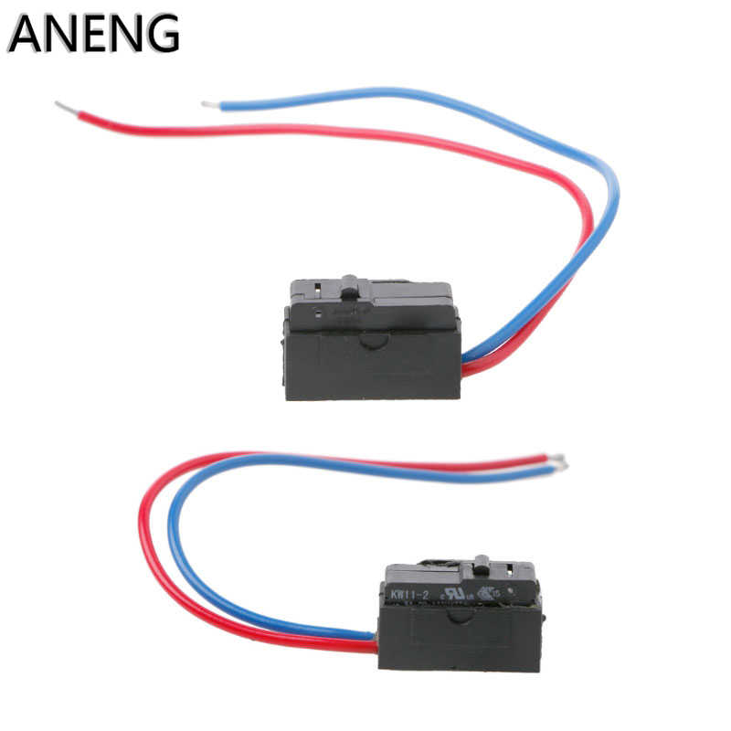 ANENG Left Or Right Door Sensor Lock Micro Switch For Octavia Fabia Superb Passat B5 Bora Golf 4 MK4