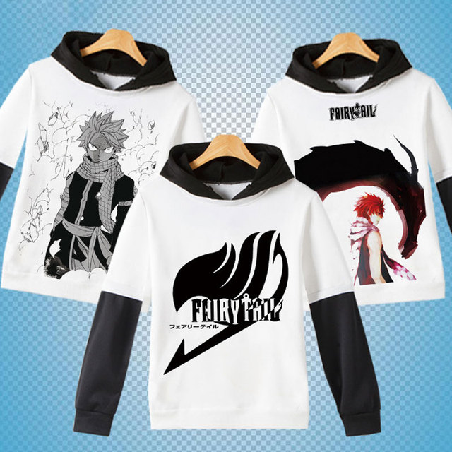 Fairy Tail Casual Unisex Sweatshirts