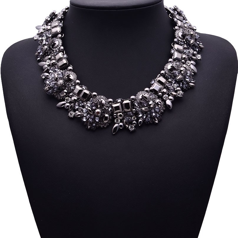 HTB1qCwDaJfvK1RjSspoq6zfNpXas - Miwens Collar Za Necklaces Pendants Vintage Crystal Maxi Choker Statement Silver Color Collier Necklace Boho Women Jewelry