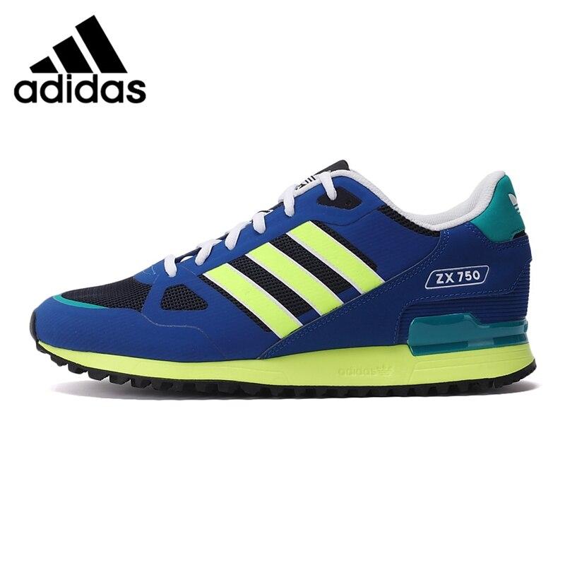 Prix pour D'origine Adidas Originals ZX 750 Hommes de Planche À Roulettes Chaussures Sneakers