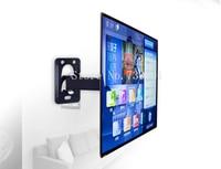 2019 Универсальный Подставка под ТВ приемник выдвижной вращающийся ЖК телевизор стенд настенный скрытый ТВ подходит для 14 42 Максимальная п