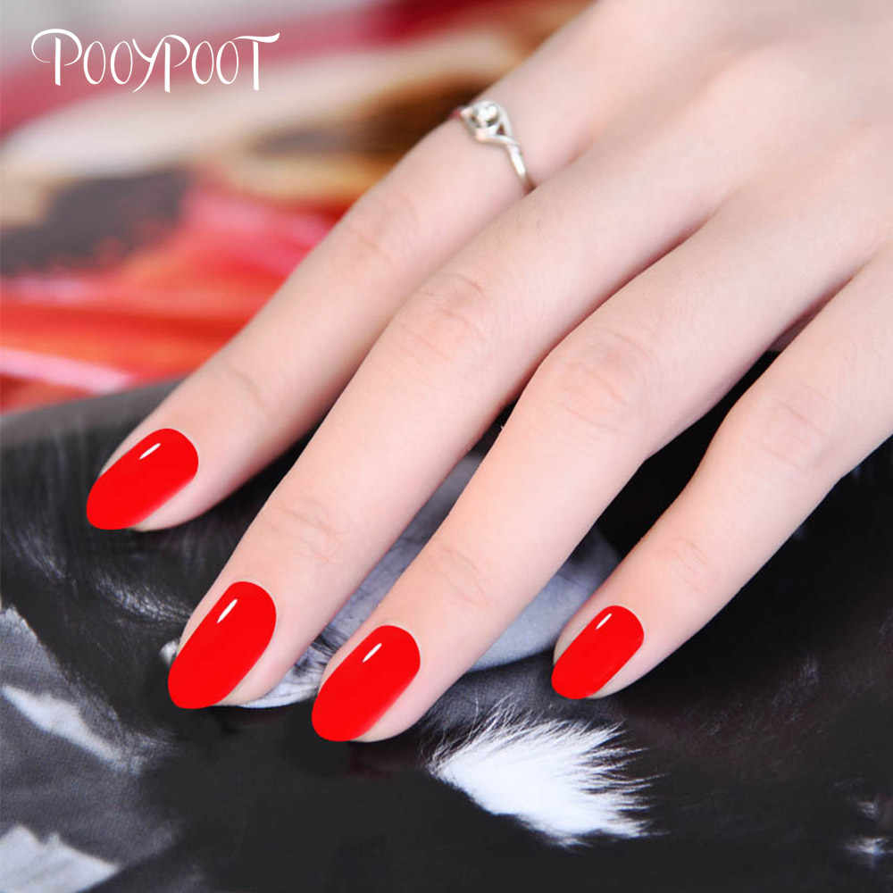 Detail Feedback Questions about Pooypoot Color Coat Gel Nail Polish ...