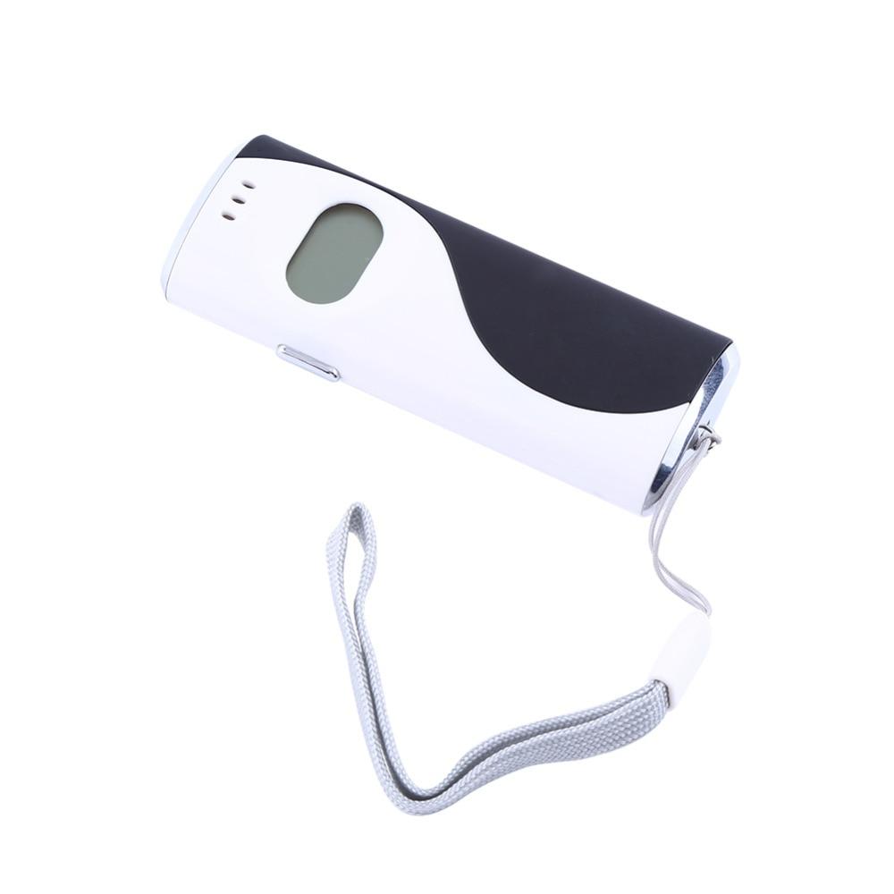 Durable Digital LCD Display Breath Alcohol Tester Breathalyzer Mini Digital Alcohol Detector