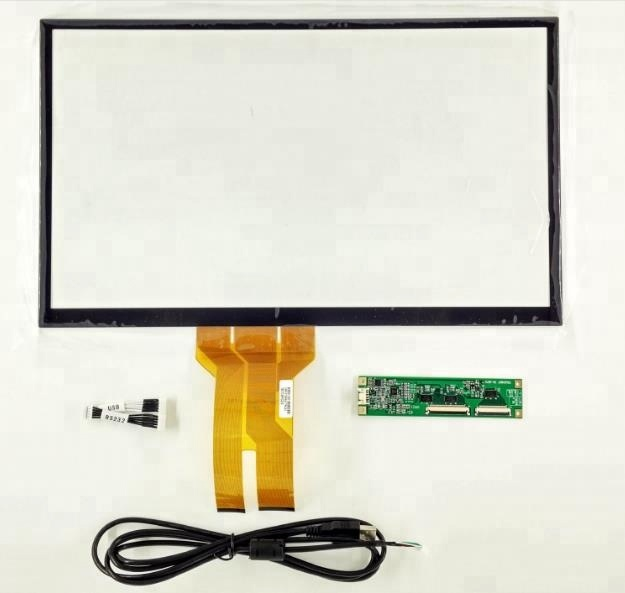 17 3 inch 10 point 16 9 capacitive touch screen with USB interface support Win7 8