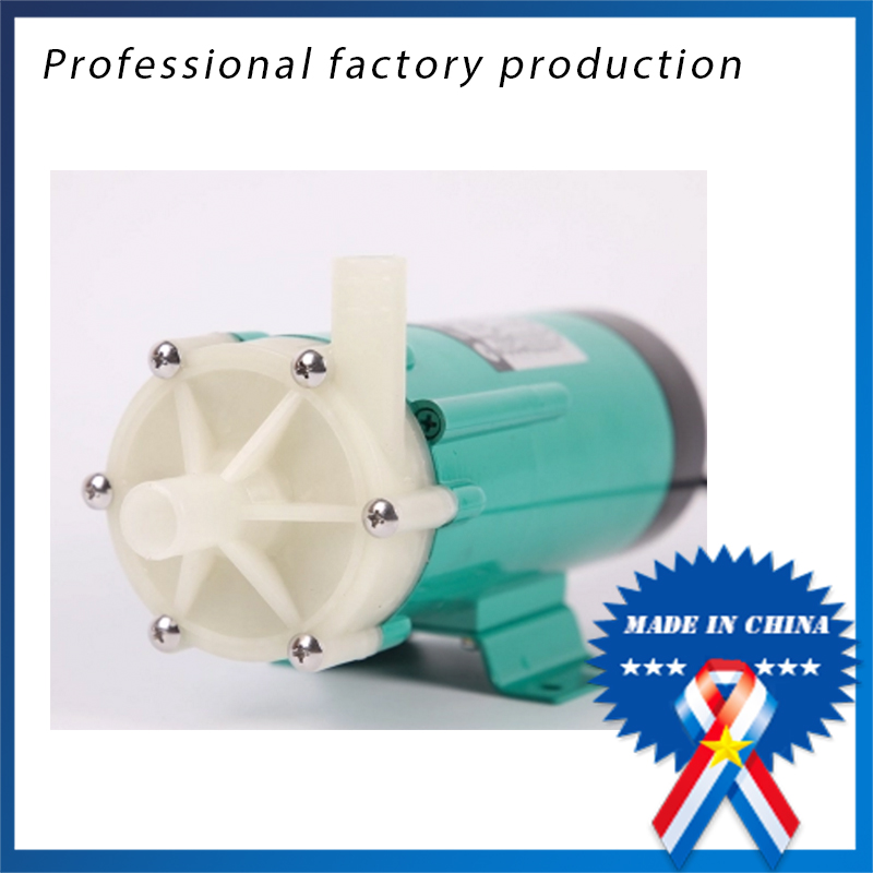 MP-20R Magnetic drive mini water circulation pump 220V 50/60HZ mp 55r china 220v engineering plastic magnetic drive pump big volume sea water pump industry magnetic centrifugal water pump