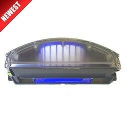 Nuovo Per iRobot Roomba 500 Serie 600 Aero Vac Dust Bin Filtro Aerovac bin collecter 510 520 530 535 540 536 531 620 630 650