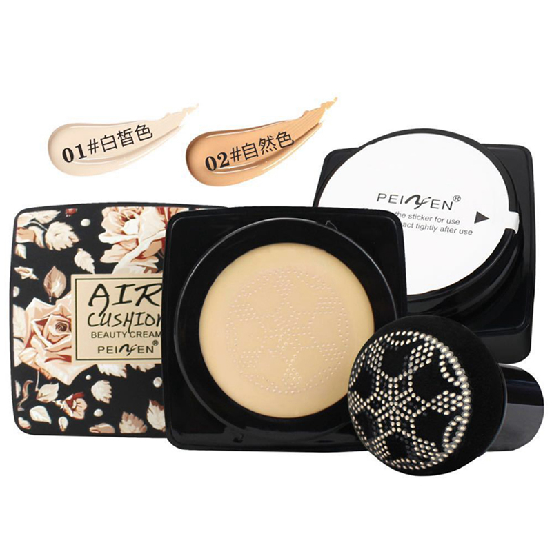 PNF New Portable Full Cover Concealer Natural Makeup Concealers Facial Face BB Cream Foundation Contour Cosmetic Tools