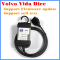 2014  Volvo Vida Dice Diagnostic Tool not only J2534 but also Volvo Protocol Support Firware update and self test 2013D version