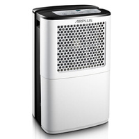 2 8L Large Capacity Electric Air Dryer Intelligent Moisture Absorb Dehumidifier 24H Timer Switch Air Dryer