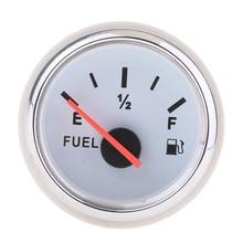 Указатель Указатель уровня топлива для универсальной лодки автомобиль грузовик RV Кемпер светодиодный свет дисплей топливный расходомер Автомобильные приборы