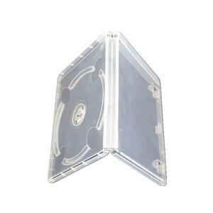 Image 2 - 10pcs สำหรับ PlayStation CD กล่องเคสสำหรับ PS3 โปร่งใสสีขาว