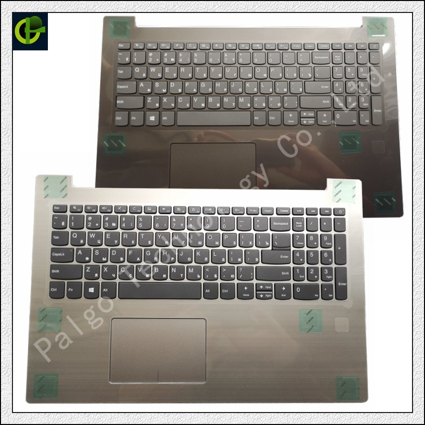 Brand New Russian Keyboard palmrest cover for Lenovo IdeaPad 320 