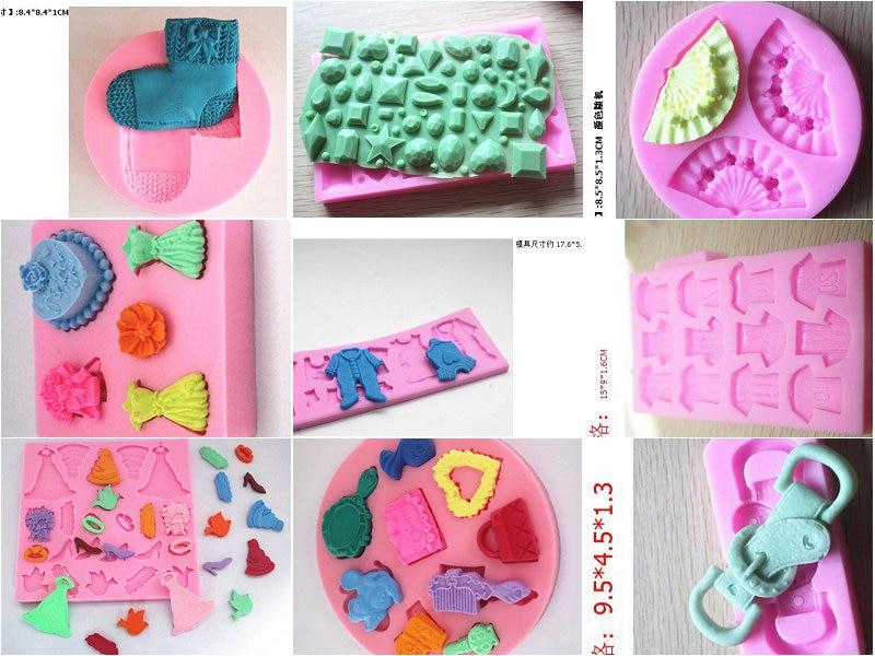 1 шт., силиконовая форма для шоколада, форма для украшения тортов