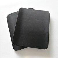 Free Shipping 2 Pcs Lot Package NIJ III Bulletproof Ballistic Steel Panel Steel Plate