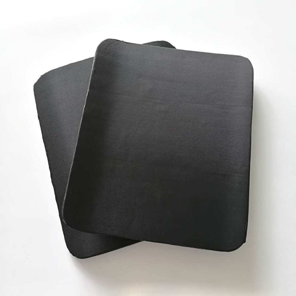 Free Shipping 2 Pcs Lot Package NIJ III Bulletproof Ballistic Steel Panel Steel Plate