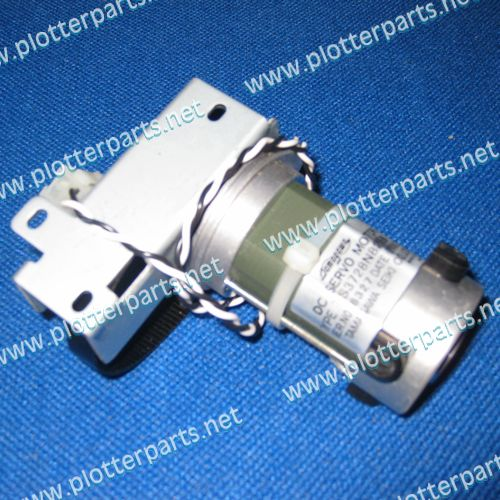 Q6665-60044 Carriage (scan-axis) motor assembly for HP DesignJet 9000S 10000S used