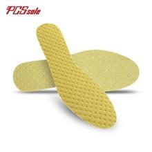 PCSsole dezodor talpbetét könnyű menta növényi cipő pad elnyeli a verejték lélegző cipő párna párna A1004