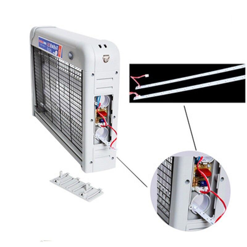 Image 3 - Repelente de mosquitos LED fotocatalizador para el hogar, matamosquitos, matamosquitosLámparas matamosquitos   -