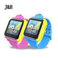 Hottest venda 3G Relógio Inteligente para Crianças GPS Rastreador Smartwatch para IOS e Android PK Q60 Q80 Q90 Inteligente relógio