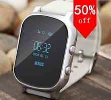 Neue Kid Safe GPS smartwatch kind tracking smart smart armband uhr für kinder smartwatch app für iphone ios android samsung Teh