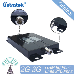 Image 2 - Free Shipping Cellular Signal Booster 3G Signal 900 2100 GSM UMTS Amplifier Dual Band Repeater GSM900 WCDMA 3G  Booster 2G#14