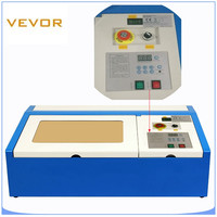 40W Laser Machine High Speed CO2 USB Port Laser Engraver Cutter Third Generation CO2 Laser Engraving Cutting Machine