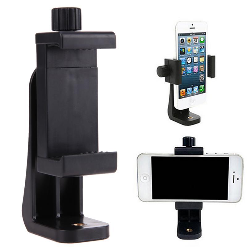 1/4 ''schraube Mini Smartphone Stativ Halterung Adapter Clip Handy Einbeinstativ Clip Stabilisator Fotografie Stehen Eine GroßE Auswahl An Waren