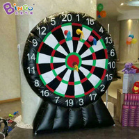 PVC 2.4Mts/8feet tall inflatable dart target game board toy