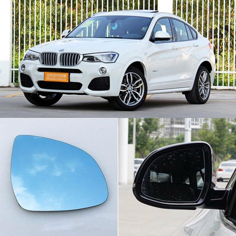 For BMW X3/X4/X5/X6 Brand New Car Rearview Mirror Blue