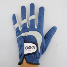 2017 new Brand GOG new golf gloves Breathable Soft Fabric Golf Glove Left right  Hand Blue Sports Glove wholesale dropshipping