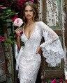Joky Quaon Personalidade Beading Lace V Profundo Decote Costas Abertas Bonito Encantador Sexy Vestido de Cocktail do Espartilho Vestido Curto Em Linha Reta