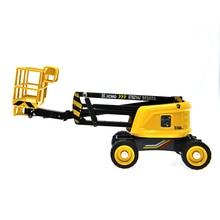 1/35 литые под давлением металлические строительные модели для XCMG Crank arm Series Lift, Рабочая платформа масштабная модель, коллекция, выставка, подарок