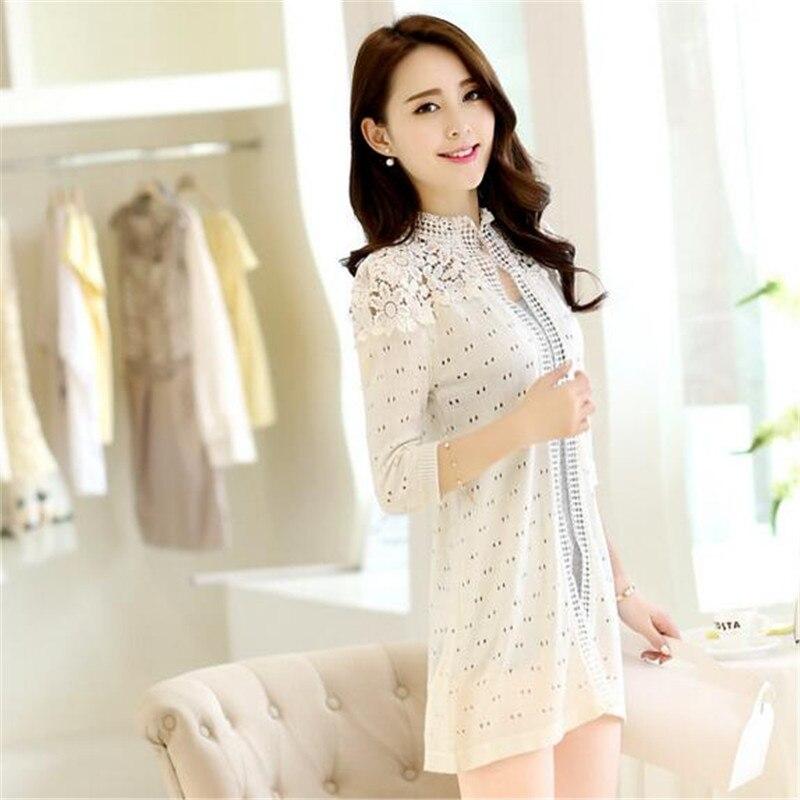 Pink White Free Shipping pull femme Women Sweater 2017 casual Crochet Poncho Plus Size Coat Women long cardigans Sweaters