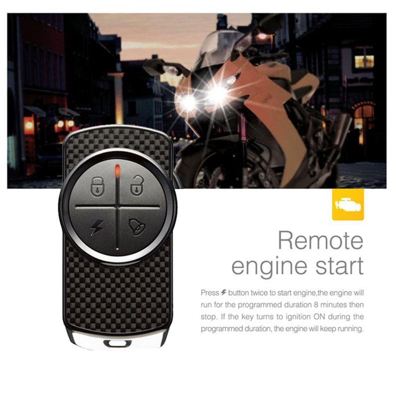 все цены на Universal Motorcycle Bike Scooter Alarm System Moto Anti-theft Security Alarm Protection Keyless Remote Control Engine Start онлайн
