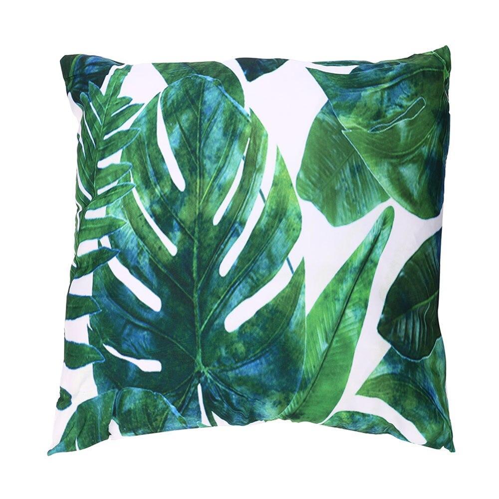 YOMI Z 2018 Fashion Cushion Covers 45*45cm Pillow Coussin De Salon Sofa Summer Print Pillowcase Geometric Nordic Kussenhoes