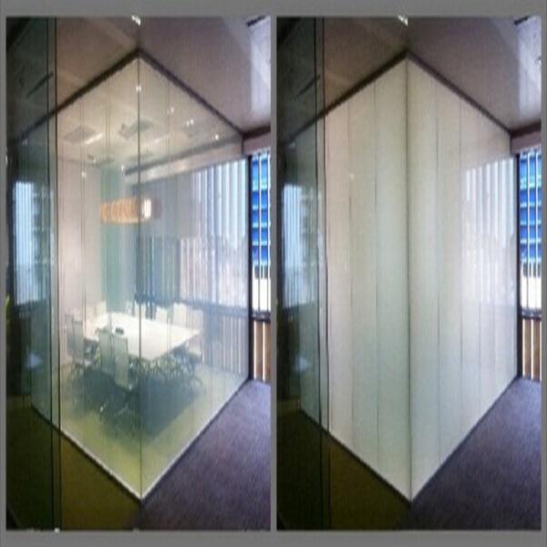Smart Pdlc film pour Fenêtre en verre décoration Commutable smart film Magique fenêtre de la vie privée film avec La Meilleure offre