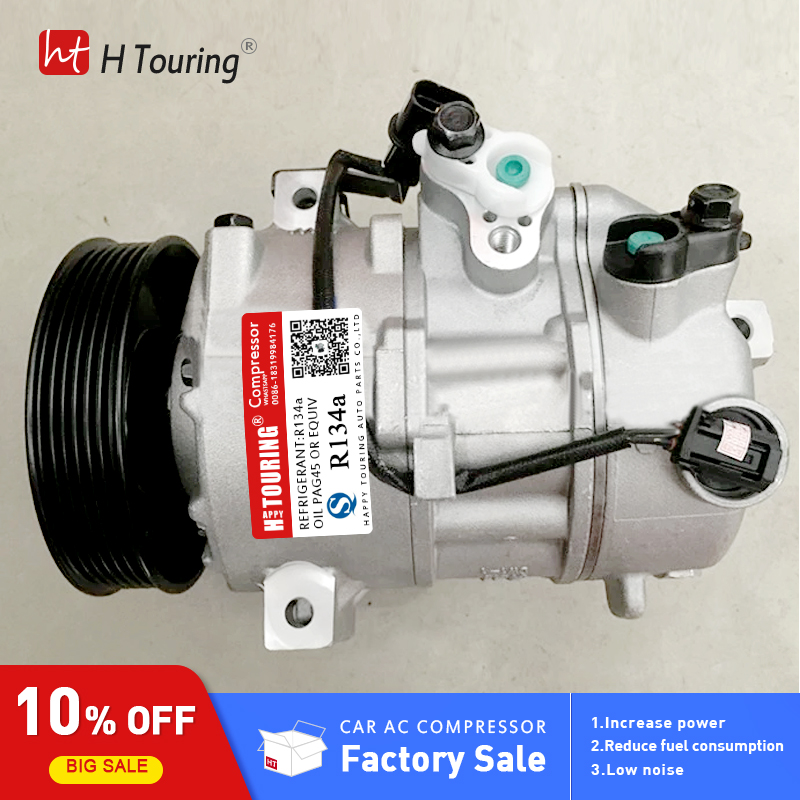 Car Air Conditioner Compressor >> Us 152 15 15 Off Car Air Conditioning Ac Compressor For Kia Sorento 2 2 97701 2p200 977012p200 Dve18 In Air Conditioning Installation From