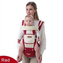 51f26045745e Lujo 13 en 1 hipseat portador de bebé ergonómico 360 mochila portabebe bebé  Honda mochila kangaroos niños WRAP Chicco infantil
