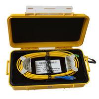 OTDR Dead Zone Eliminator Fiber Rings Fiber Optic OTDR Launch Cable Box 1km SM 1310 1550nm