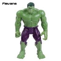 Série hero hulk marvel avengers assemble titan pvc action figure collectible modelo toy 12