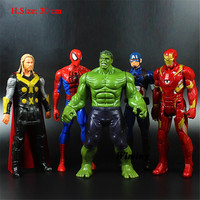 the avengers interesting toys for children boys baby kids party birthday gifts cake decorating supplies super heroes cake topper