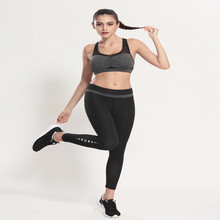 New women Professional sports fitness pants woman running yoga pants hihg waist stretch pants Quick Drying Sport leggings