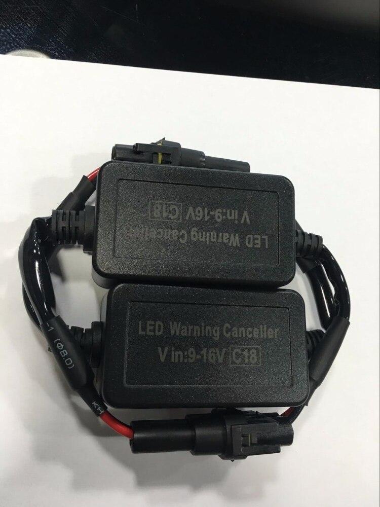 880 881 Fog Light No Error Conversion Kit Load Resistor Wiring Harness Adapters