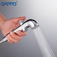 GAPPO гигиенический душ ручной Туалет Биде Опрыскиватель мусульманский Душ биде кран Ванная комната ручной опрыскиватель душевая головка анальный очиститель